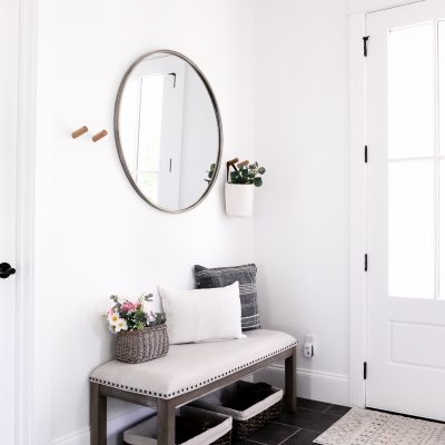 5 Tips to Avoid Clutter in Your Entryway