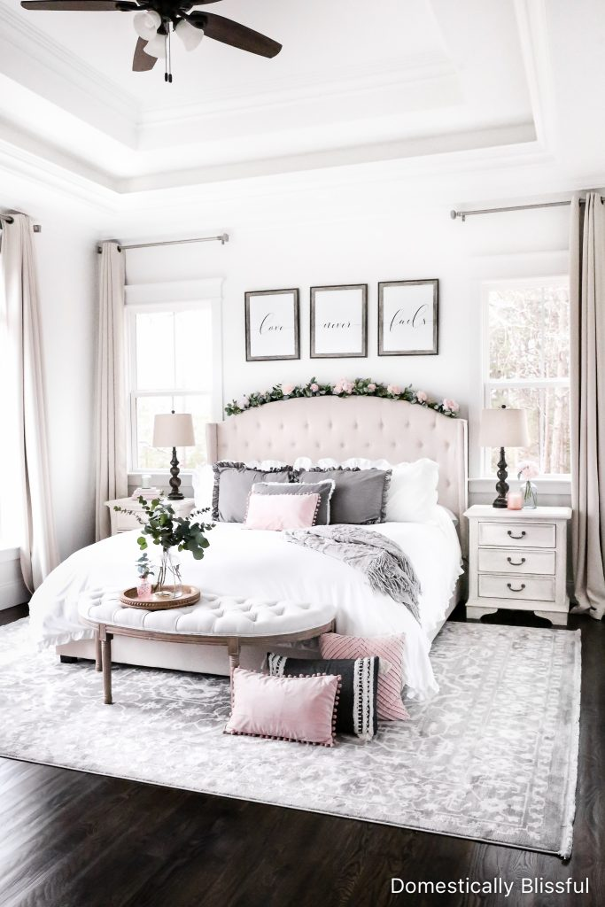12 Upholstered Headboards You Will Love for your master bedroom or guest room.