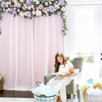 A Simple Summer Wedding Shower